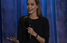 "Angelina Jolie on playing the evil ""Maleficent"""