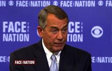 """House Speaker John Boehner:  """"I was a rebel"""""""