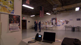 Inside Trump's campaign headquarters