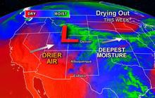 Rain to ease this week in Colorado