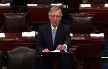 "McConnell: ""I will be voting against"" Syria resolution"