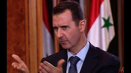 "Charlie Rose: Assad ""remarkably calm"" in interview"