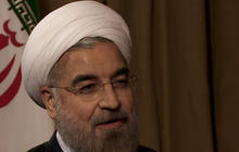 Rouhani to Charlie Rose: Iran must be able to assert its legal rights on nukes