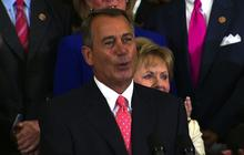 "Boehner: Defunding Obamacare a ""victory"" for American people"