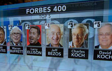 Forbes 400: America's richest billionaires revealed
