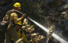 Sequester puts strain on firefighters