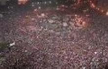 Morsi Out, Cairo crowd celebrates