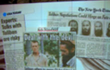 """Hostage Bowe Bergdahl's dad: """"Diplomacy is long overdue"""""""