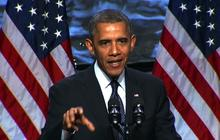 """Obama: U.S. """"more competitive"""" from business standpoint"""