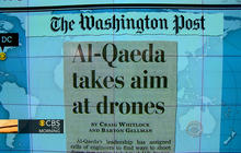 Headlines: Inside Al Qaeda's strategy to block drones