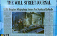 Headlines: U.S. shipping arms to Syrian rebels