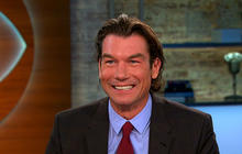 """Jerry O'Connell talks sporting a Speedo on """"We Are Men"""""""