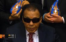 Muhammad Ali honors Humanitarian Award winners