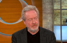 """Director Ridley Scott on """"The Martian"""" and water on Mars"""