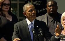 "Not raising debt limit would make Congress ""a deadbeat,"" Obama says"
