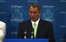 """Boehner: """"No interest"""" in a government shutdown"""
