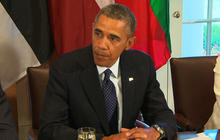 Obama torn between demands of Syria red-line pledge and inherent risks of attack