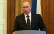 Russian President critical of U.S. plans to arm Syrian rebels