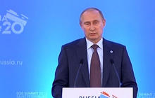 Putin to Americans: Tread carefully in Syria