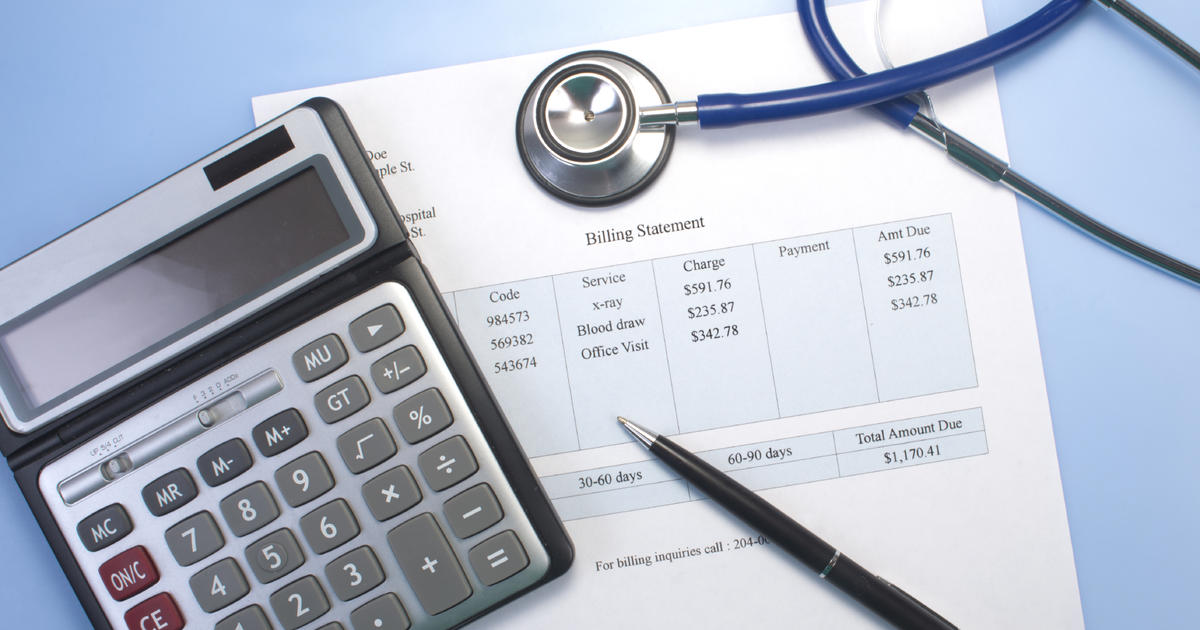 Surprise Medical Bills How You Can Fight Back Cbs News