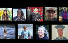 Victims of Oregon shooting