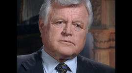 From the archives: Ted Kennedy's hidden pain