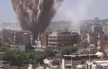 Russia continues to target U.S.-supported forces in Syria