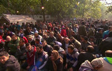 Germany struggles to absorb Syrian refugees