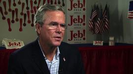Jeb Bush on controversial gun control comments, Russia in Syria