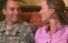 Medal of Honor Recipient Honors Wife