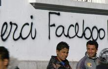 A statue of Mark Zuckerberg in Tunisia?