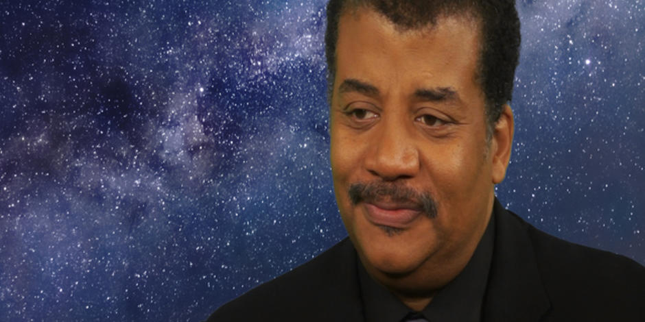 Neil Degrasse Tyson discusses space and search signals ...