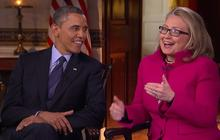 Obama and Clinton, part two