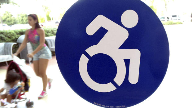 Handicapped symbol getting a makeover - and resistance ... Handicap Logo Redesign