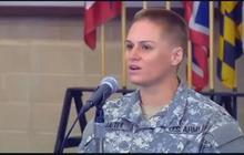 Third female soldier becomes Army Ranger