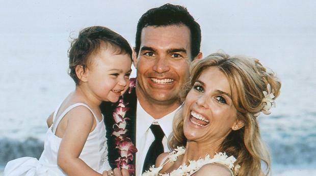 Maddie,George和Shauna Tiaffay