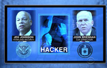 CIA director's email hacked