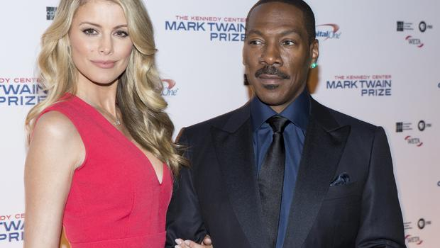 Eddie Murphy is a dad -- for the ninth time