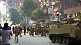 Dozens killed in Egypt protests after clashes with military