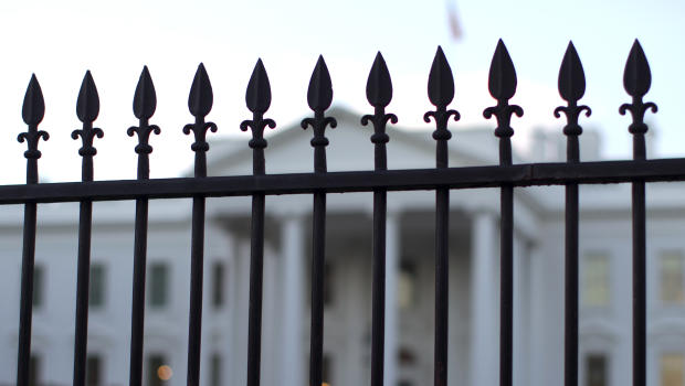 Secret Service Stops Person Attempting to Enter White House Grounds