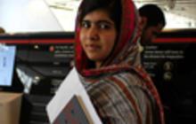 Malala addresses U.N. on education