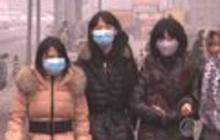 Beijing's heavy pollution concerns parents
