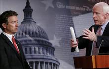 "McCain on 2016: ""Tough choice"" between Clinton and Rand Paul"