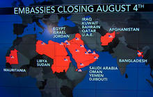 Security threat shuts down U.S. embassies and consulates