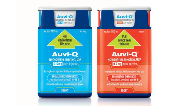 Sanofi allergy injectors recalled