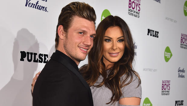 Backstreet Boy Nick Carter picks out powerful name for baby boy