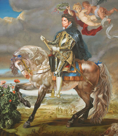 The art of Kehinde Wiley