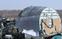 Questions remain after Russian airline crash in Egypt