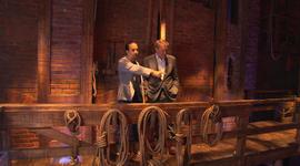 """""""Hamilton"""": The backstage tour"""
