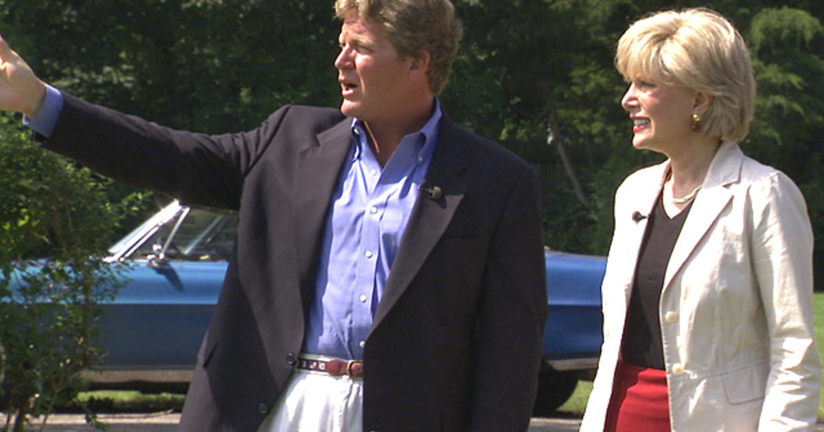The Kennedy Compound, Now - 60 Minutes Videos - CBS News